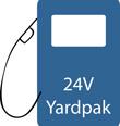 Yardpak24V
