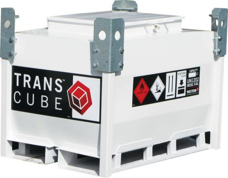Fuel Tank - Transcube contract