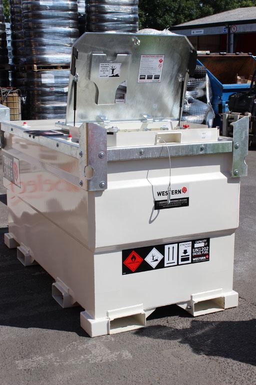 Топливная емкость - Transcube от компании KhEquipment в Алматы