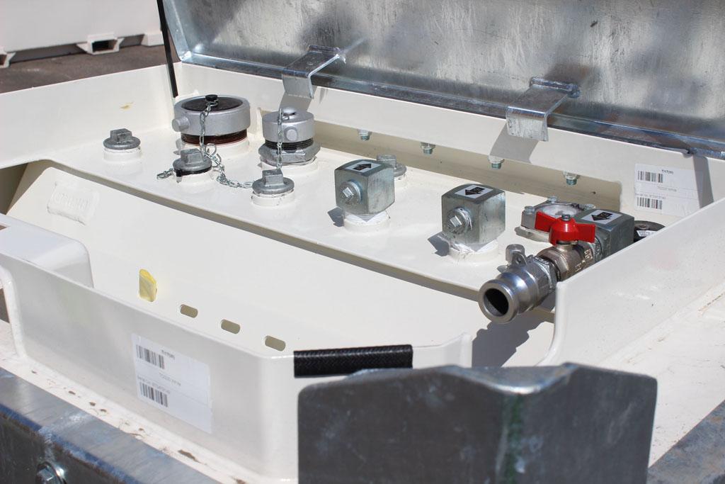 Устройство топливной емкости - Transcube от компании KhEquipment в Алматы